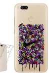 Чехол для Xiaomi Mi A1 Nike art