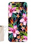 Чехол для Xiaomi Mi A1 Тропические цветы